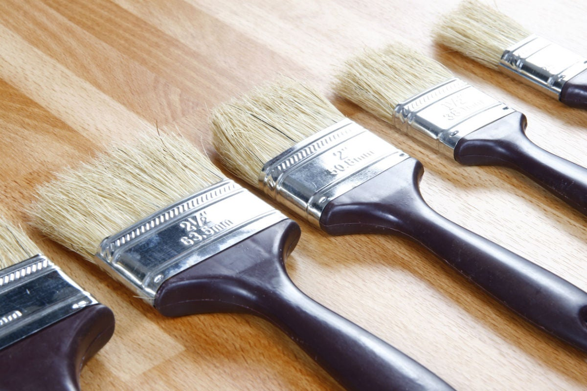 The Best Paint Brushes, According to DIYers