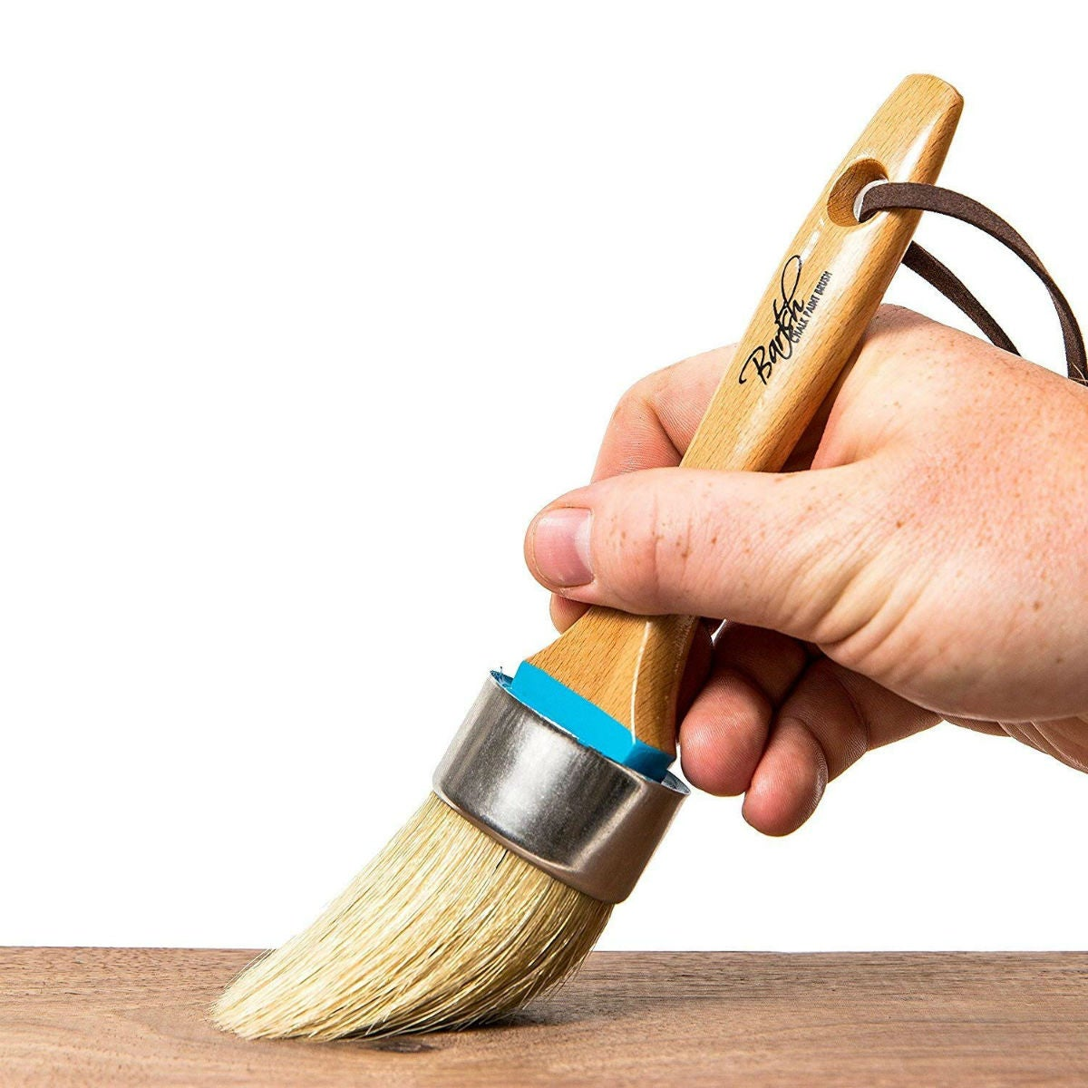 The Best Paint Brushes, According to DIYers: Bartsh Round Brush