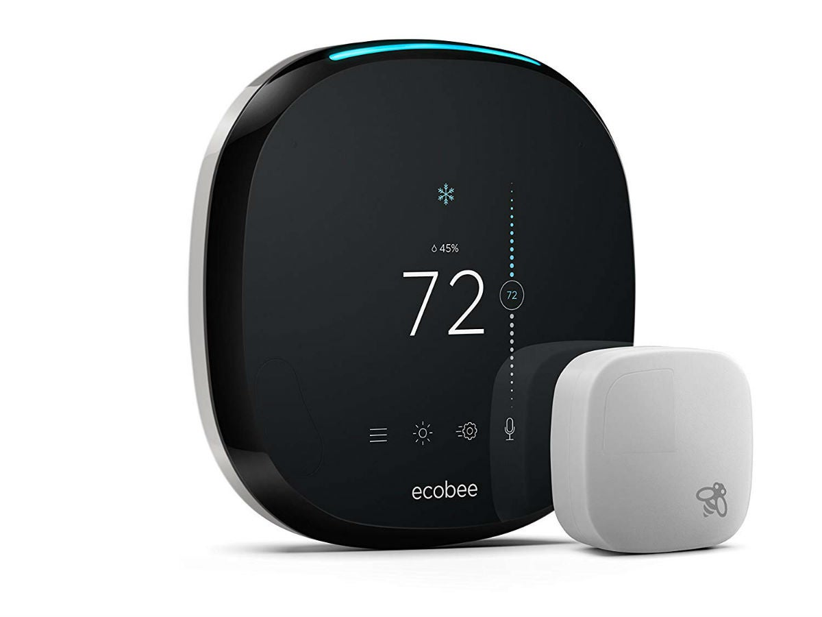 Best Smart Thermostat Options for the Home: ecobee4