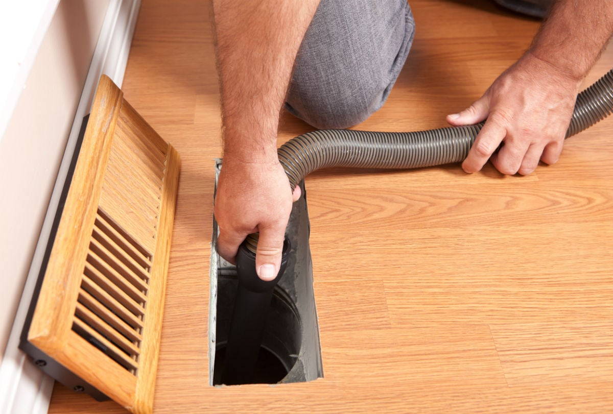 5 Reasons to Skip Cleaning Air Ducts—and What to Do Instead ... on mobile home skirting, mobile home ac duct, mobile home outlets, mobile home metal duct, mobile home air duct, mobile home heating duct, mobile home junction box, mobile home flexible duct,