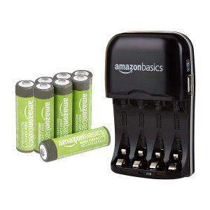 The Best Rechargeable Batteries Option Amazon Basics AA High-Capacity Rechargeable Batteries