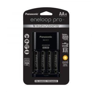 The Best Rechargeable Batteries Option Panasonic Eneloop Pro AA Batteries