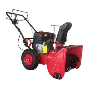 最好的除雪机选择:PowerSmart DB7622H 22英寸。二级燃气吹雪机