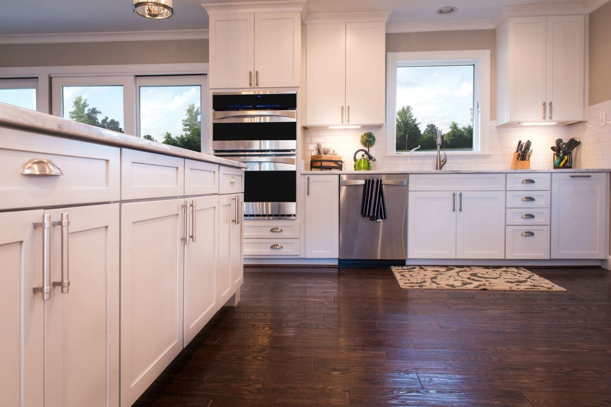 7 Tips For Wood Flooring In A Kitchen Bob Vila