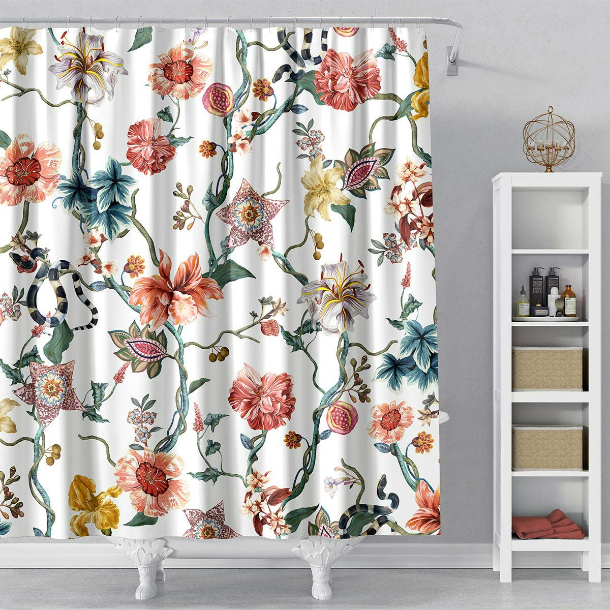 The Best Shower Curtains: MACOFE
