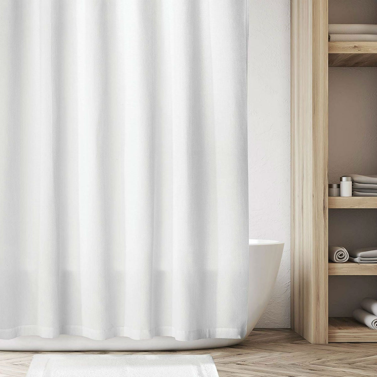 The Best Shower Curtains: mDesign