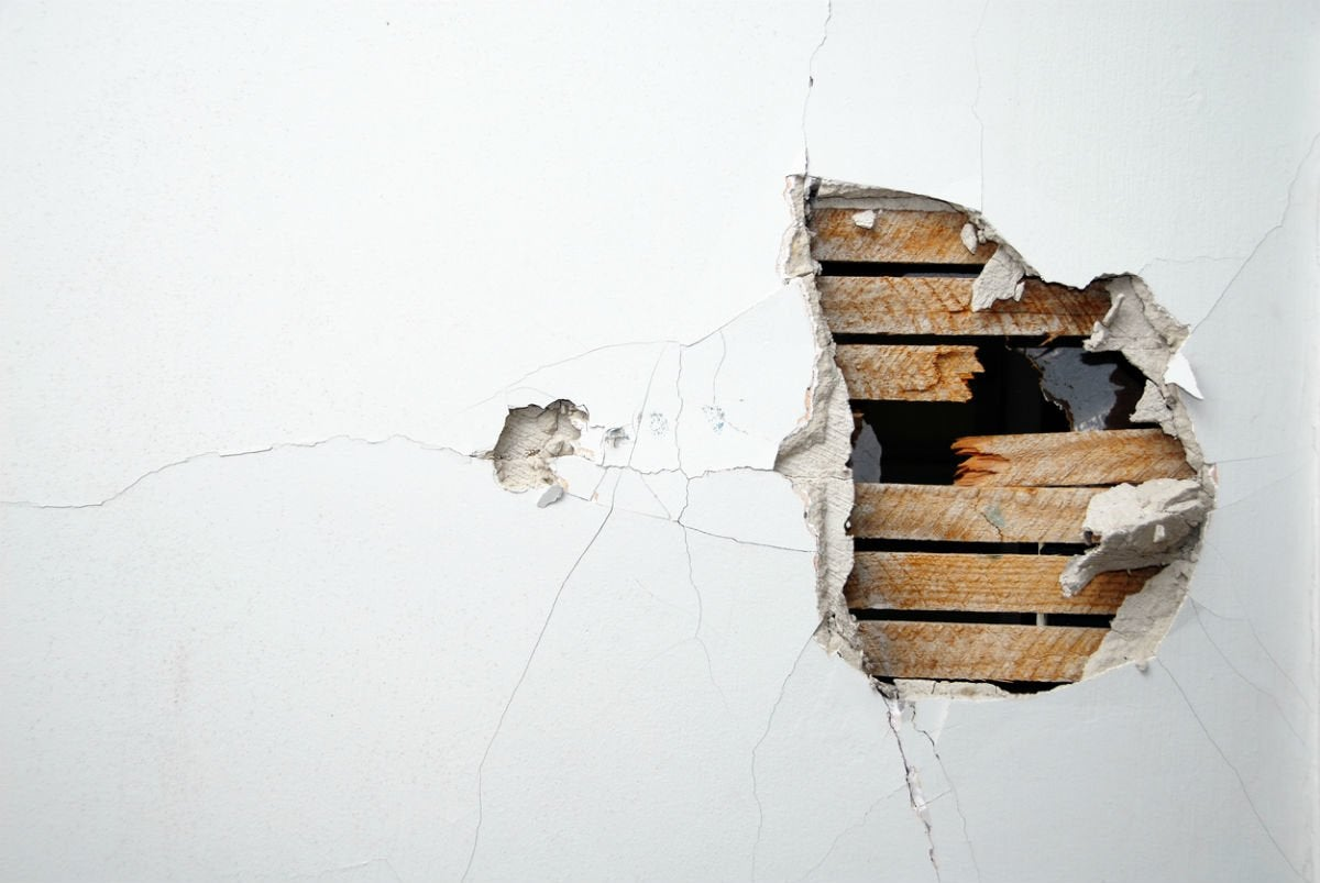 Repairing Lath and Plaster in Your Home