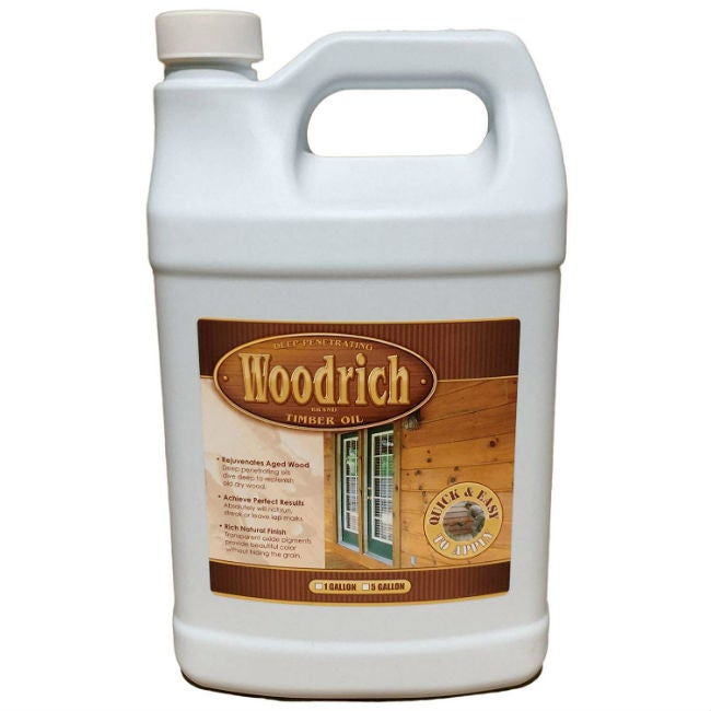 Best Deck Stain for Highlighting Woodgrain: Woodrich