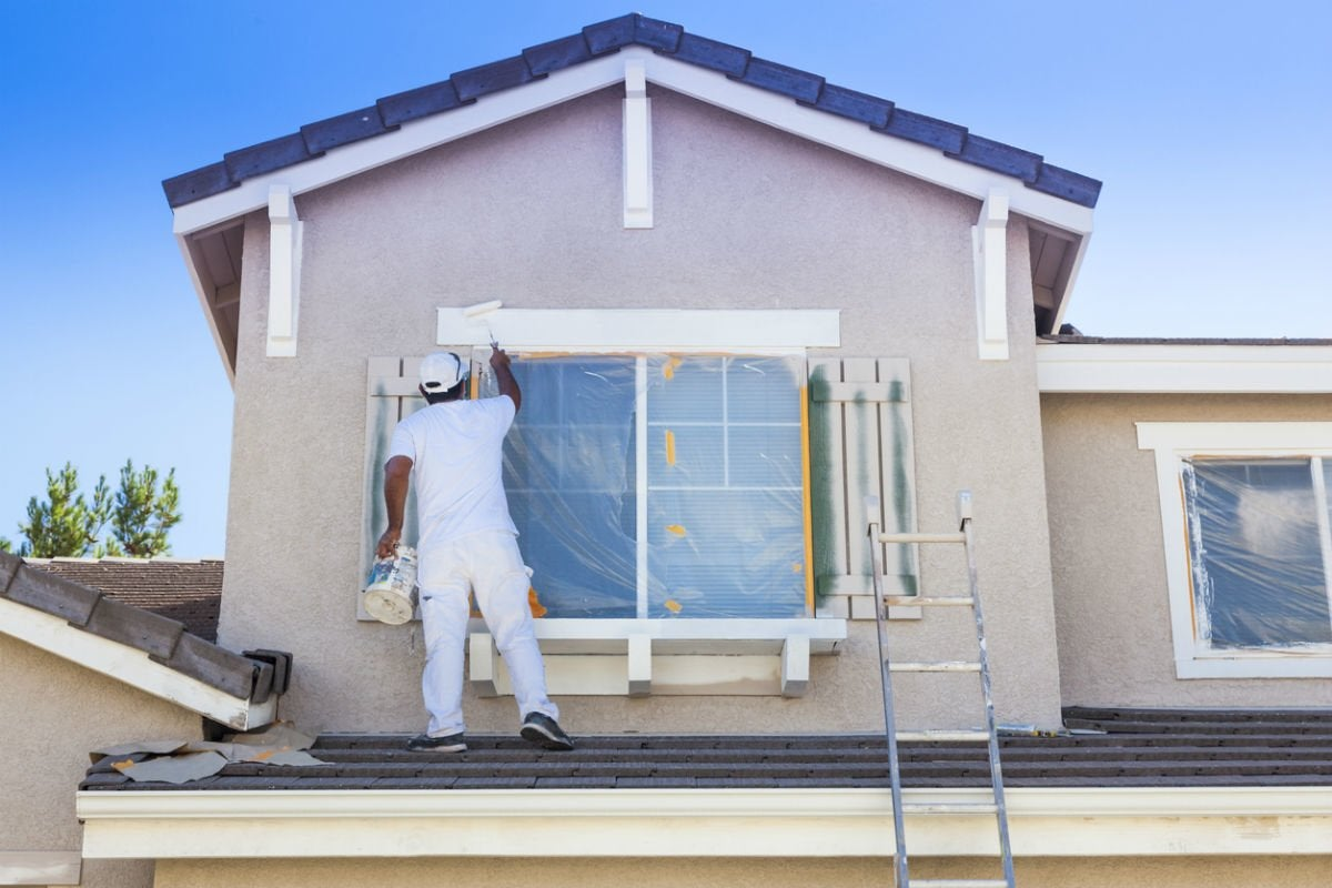Exterior Stucco Paint | Skys stucco Systems ontario