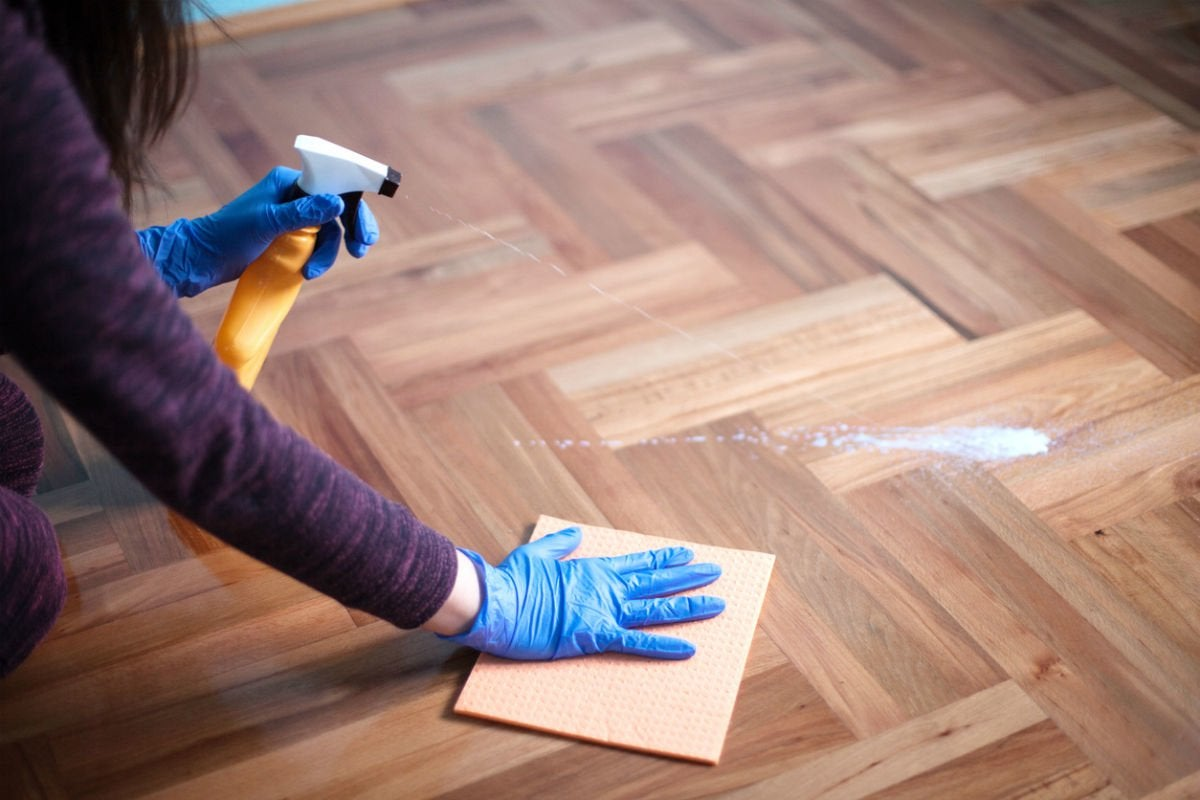 5 Best Hardwood Floor Cleaner Options, According to