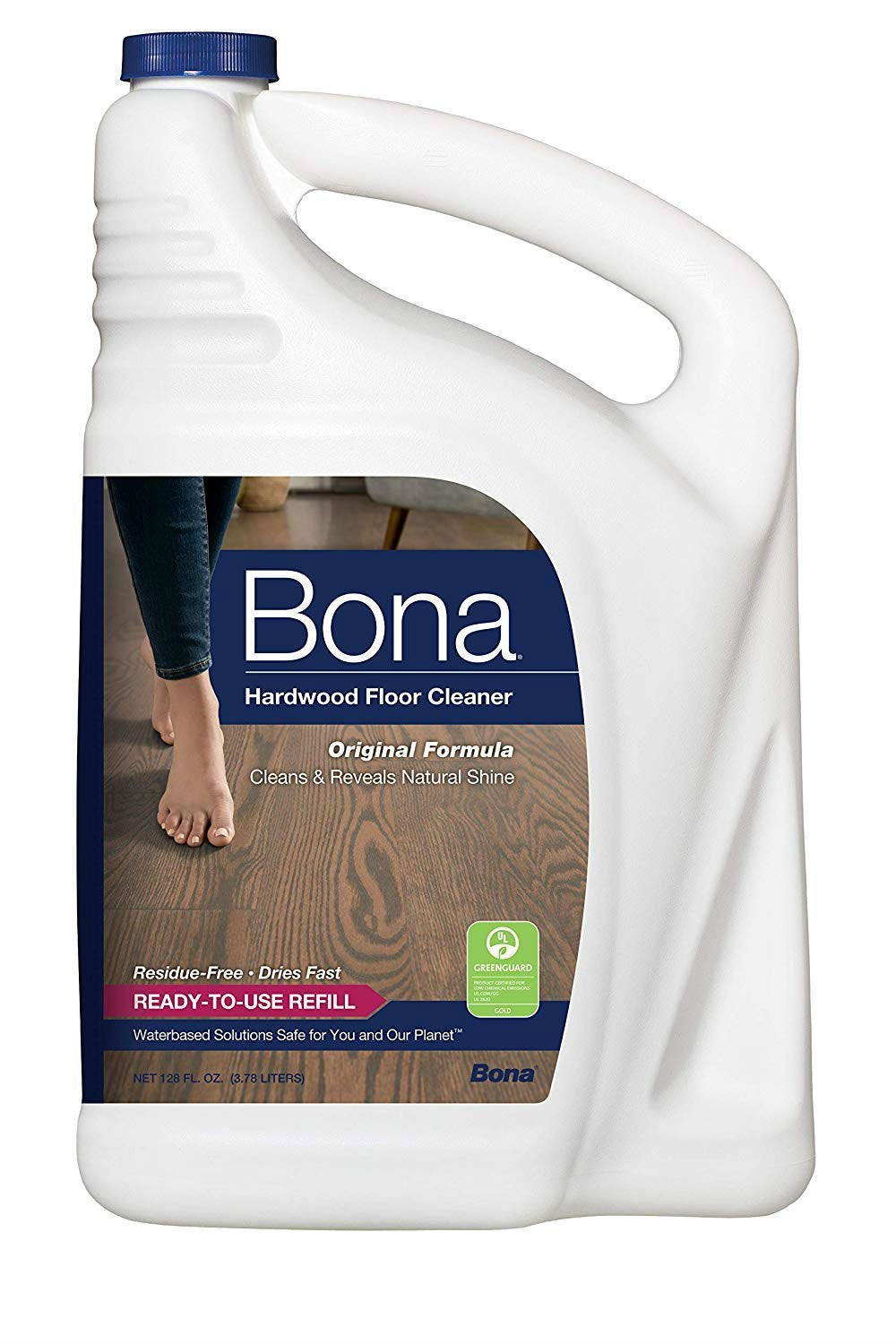 Best Hardwood Floor Cleaner for Large Spaces: Bona