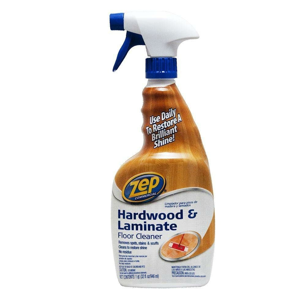 Best Hardwood Floor Cleaner for Stains: ZEP