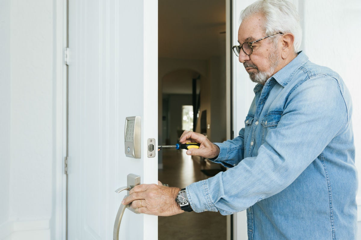 Upgrading Your Door in One Weekend