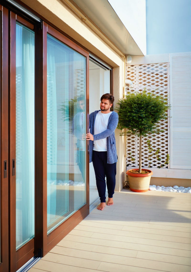 3 Ways to Improve Sliding Door Security