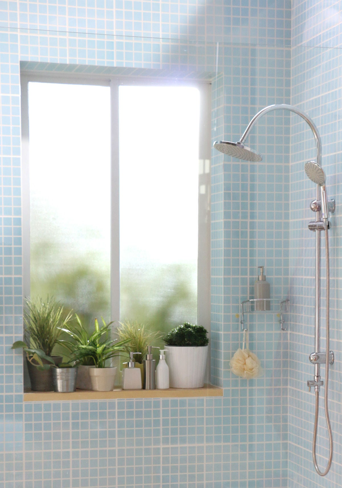 Window In Your Shower 7 Ways To Maintain Privacy The