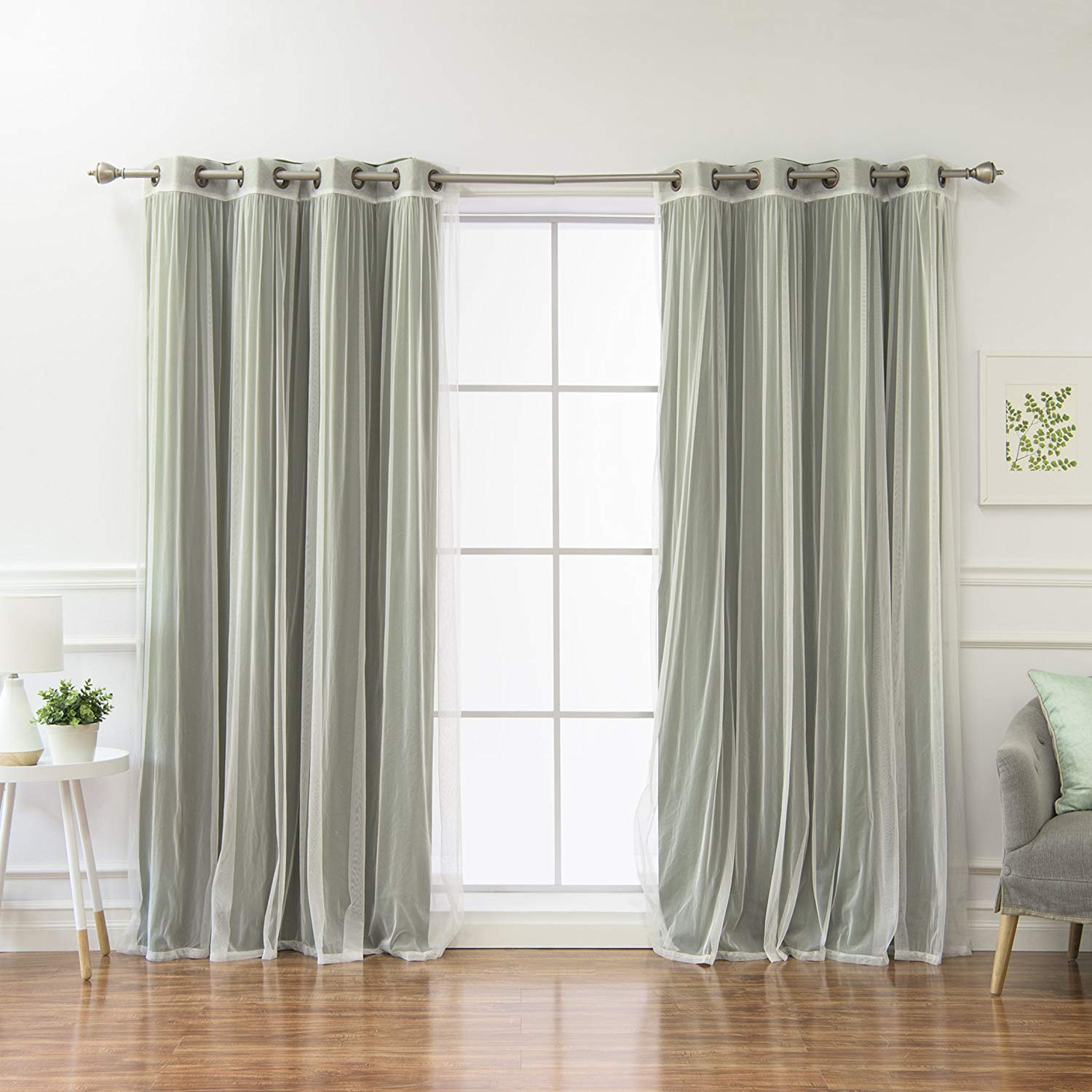 Best Blackout Curtains for Pastels: Best Home Fashion