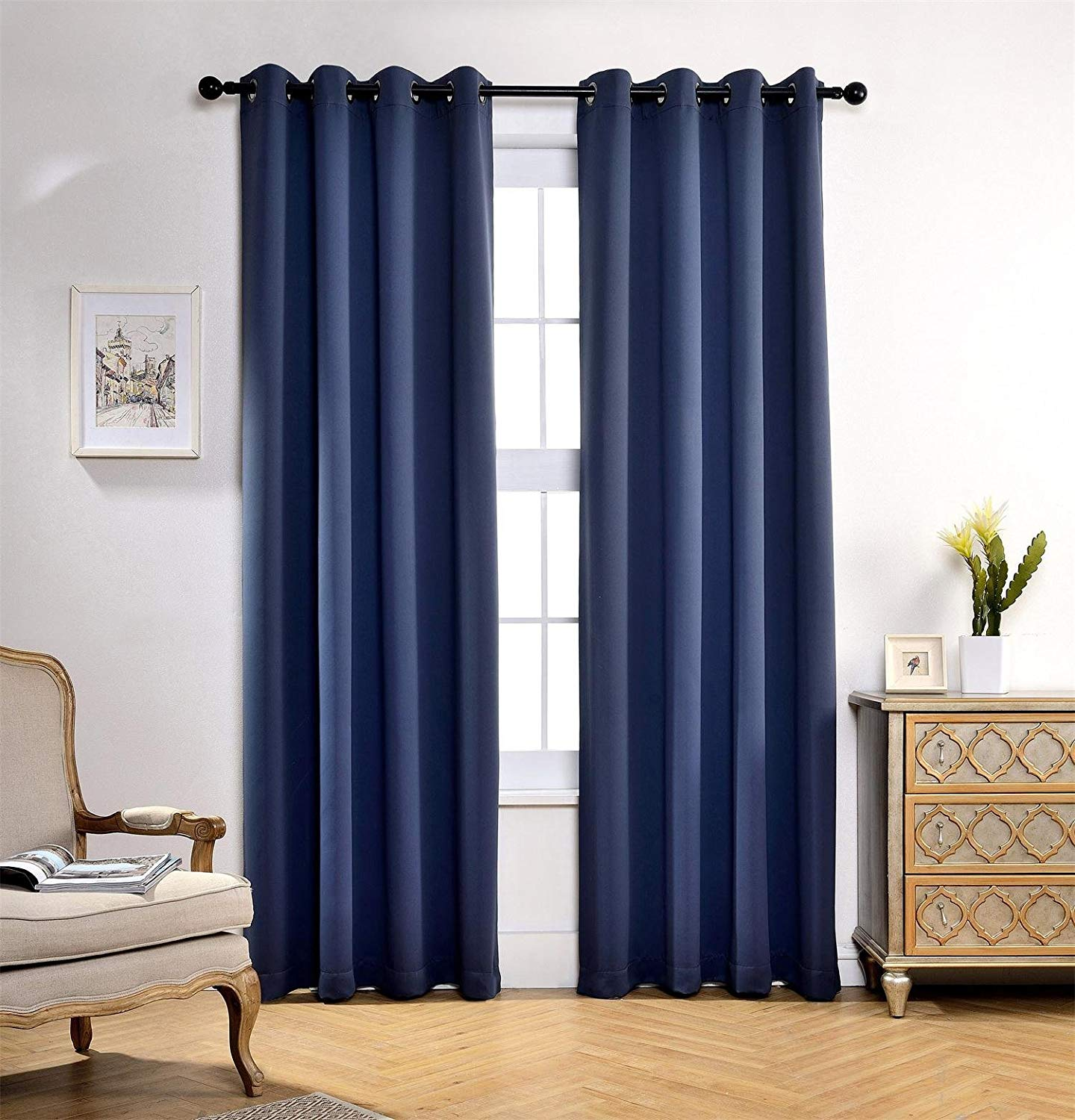 Best Blackout Curtains for Bedrooms: Miuco