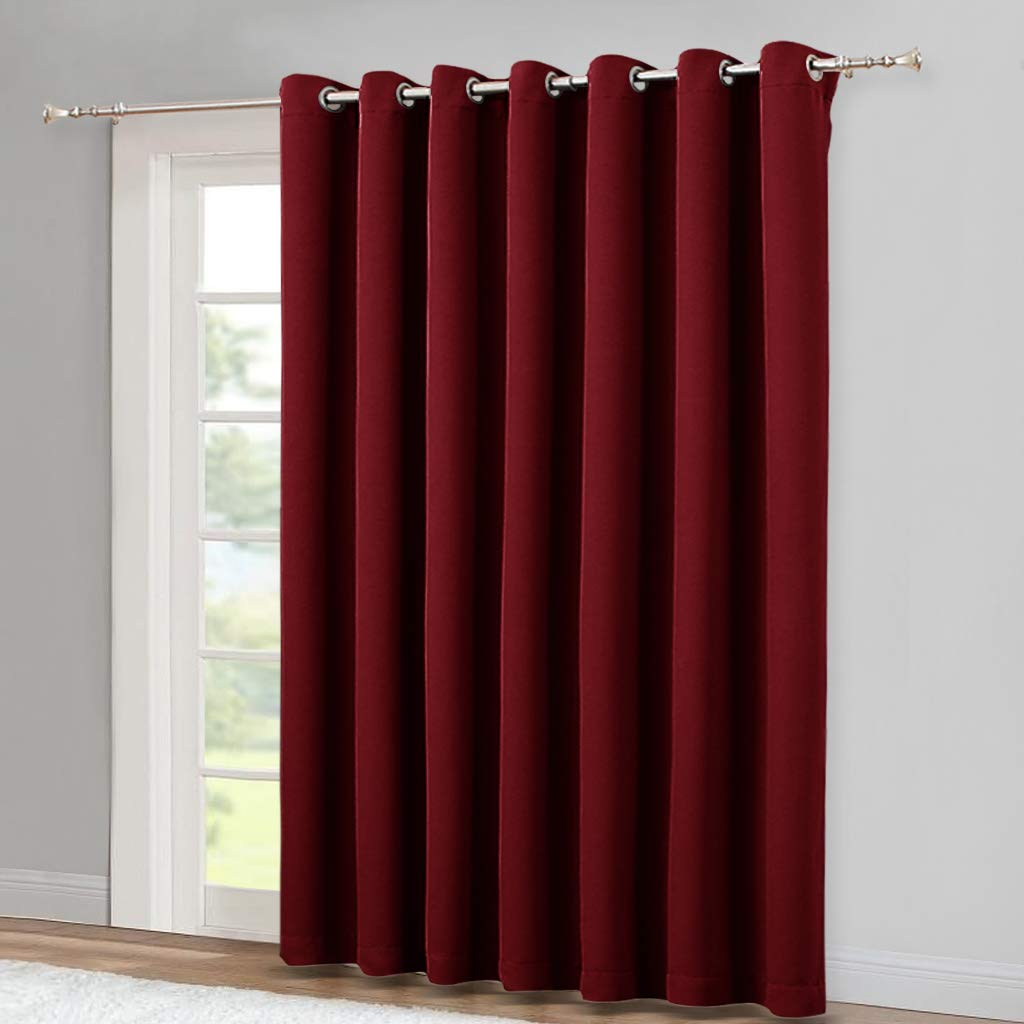 Best Blackout Curtains for Large Windows: NICETOWN