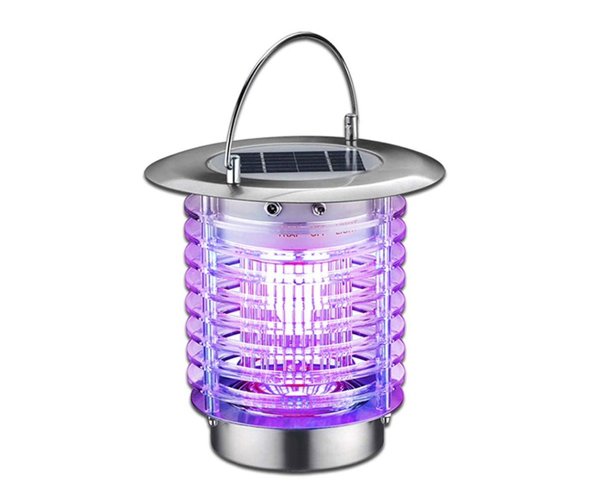 Best Solar-Powered Bug Zapper: MeetUs
