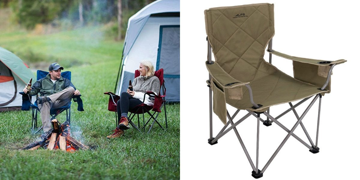 Best All-Around Camping Chair: ALPS Mountaineering King Kong Chair