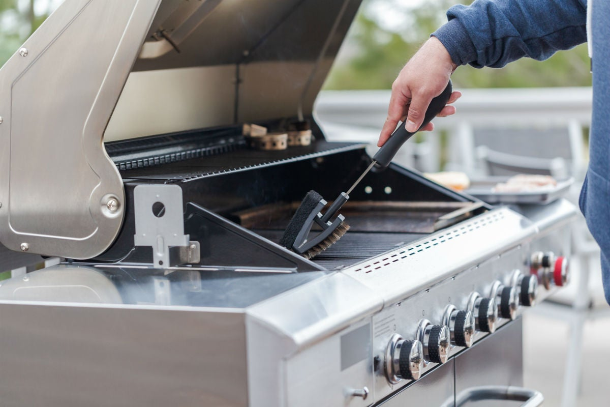 Gas vs. Charcoal Grills: Here's Which Is Easier to Clean