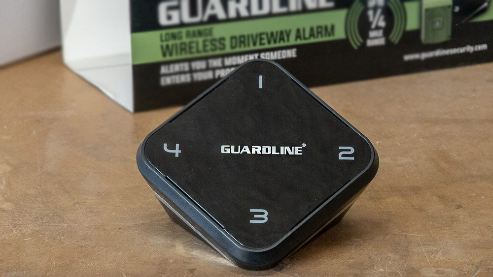 Installing Guardline at Home
