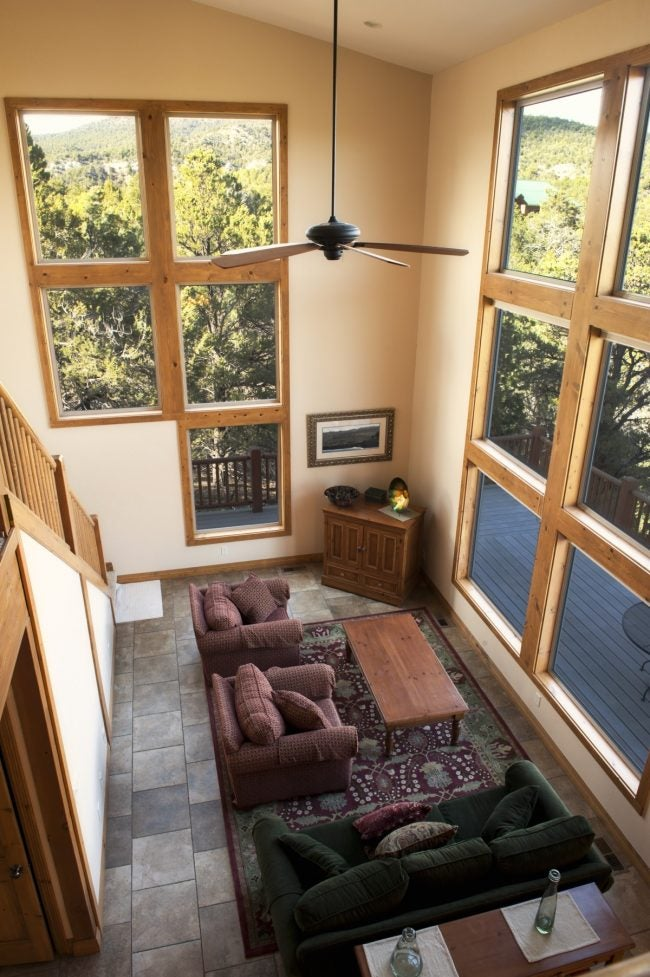 Tips for Heating and Cooling Rooms with High Ceilings