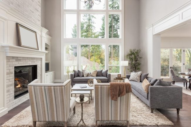 What to Know About Living with High Ceilings