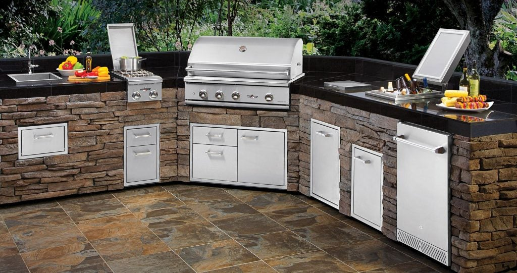This Summer, Step Into The Ultimate Outdoor Kitchen U2014 Your Own. Designed By  Award Winning Gas Engineer Dante Cantal, History, Heritage And Passion Are  Built ...