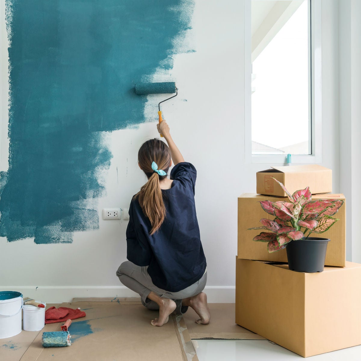 Why You'll Want an Air Filtration System When Painting a Room