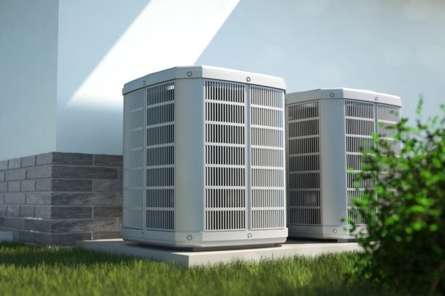 Type of Air Conditioner: Central AC