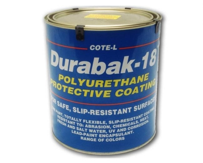 The Best Non-Slip Deck Paint: Durabak