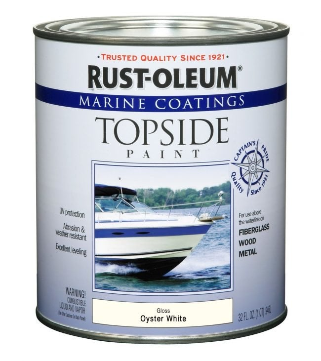 The Best Paint for Decks that Get Wet: Rust-Oleum