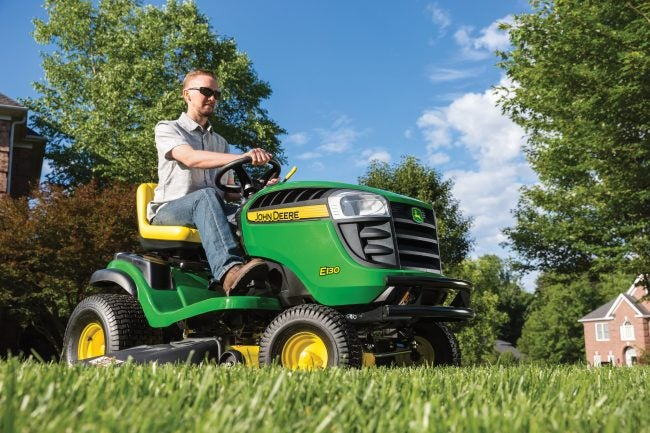 Enter Bob Vila's 2019 Lawn Tractor Giveaway with John Deere Today