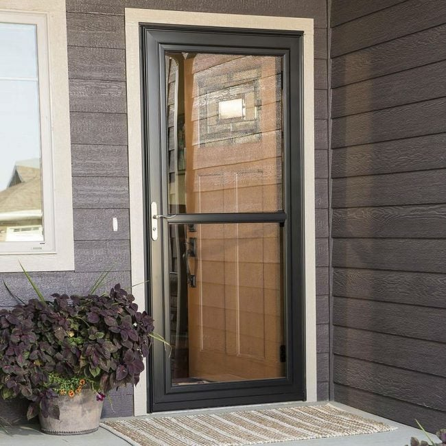 The Best Storm Door for Full-View: Larson