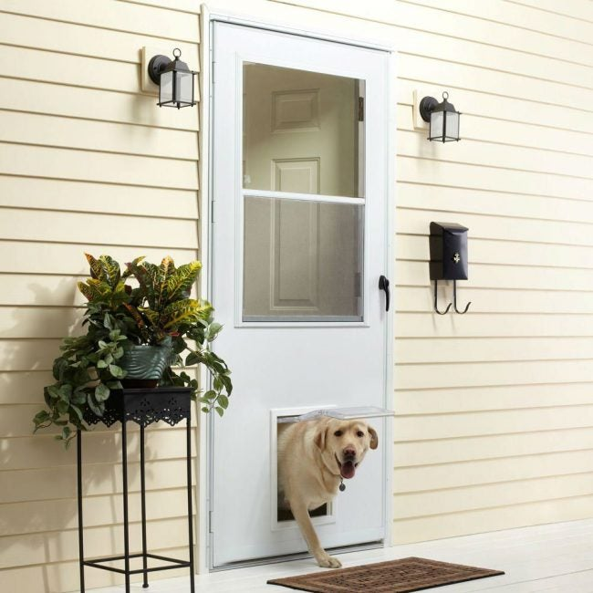Best Storm Doors for Pet Owners: EMCO