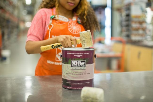 Choosing Eggshell vs Satin at the Paint Desk