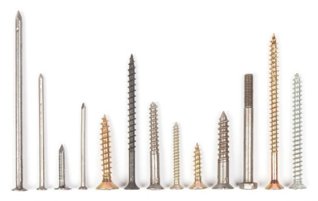 Nails vs. Screws: Which to Use in Your Project