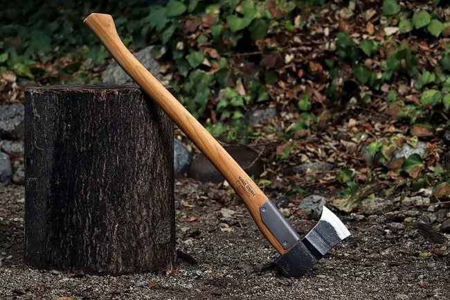 The Best Axes for Splitting Wood