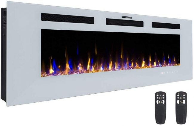 Best Color-Adjustable Electric Fireplace: 3G Plus