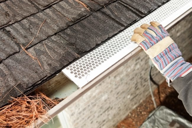 The Best Gutter Guards For The Low Maintenance Home Bob Vila