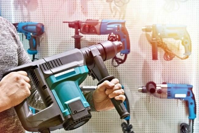 Choosing a Hammer Drill vs. Impact Drill vs. Drill