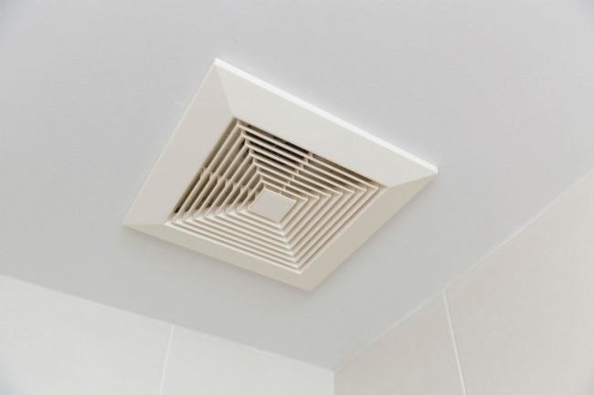 Improve Humidity Level at Home with a Bathroom Exhaust Fan