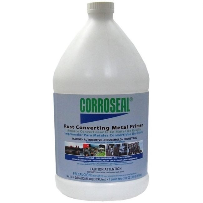 Best Rust Remover (Converter): Corroseal