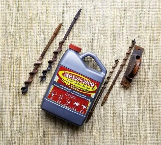 Best Rust Remover for Tools: EvapoRust