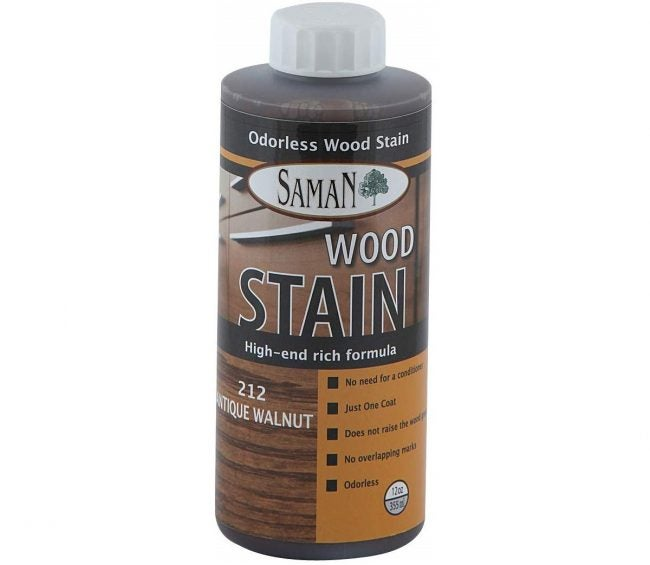 Best Wood Stain (Water-Based): SamaN