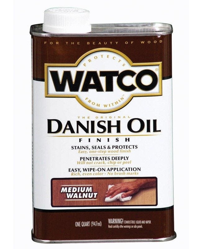 Best Wood Stain (Oil-Based): Watco