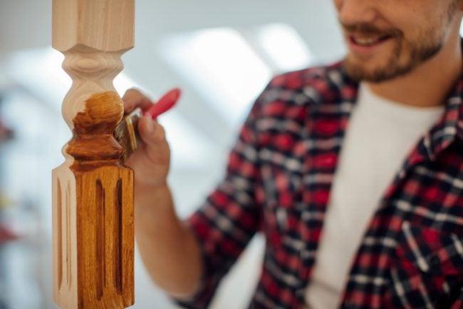 最好的木材染色家具,橱柜,装饰,和更多