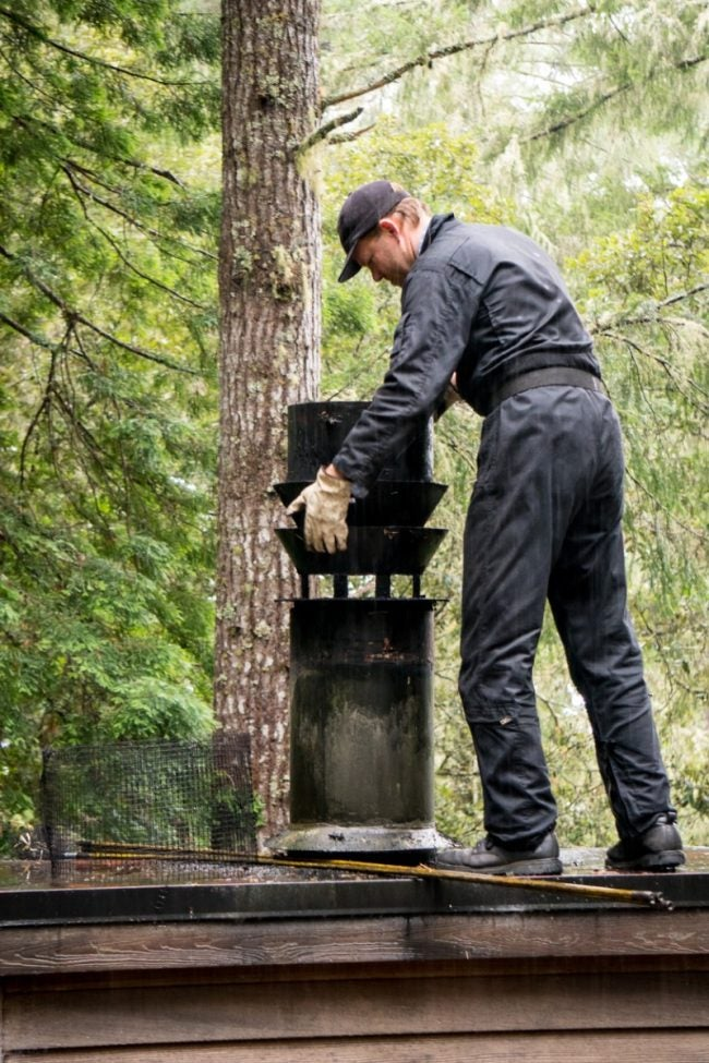 Three Types of Chimney Inspection