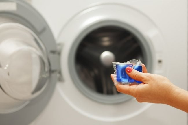 Convenience of Liquid vs. Powder Detergent on Laundry Day
